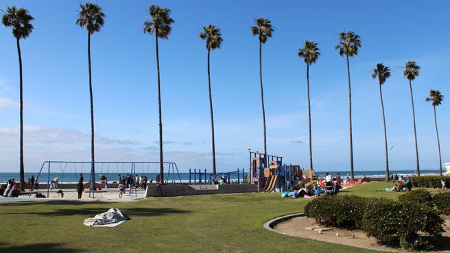 La Jolla Gym >> La Jolla Shores - Beach for Baby