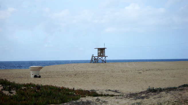 Balboa Beach and Peninsula