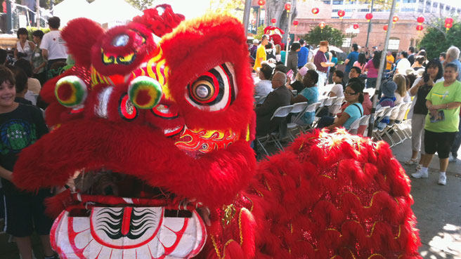 Dim Sum and Dragon Dance: A Day in Chinatown