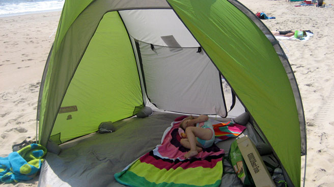 & Best Beach Tents for Your Baby or Toddler - Beach for Baby