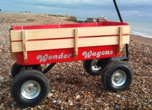 The Coolest Beach Wagons for Kids