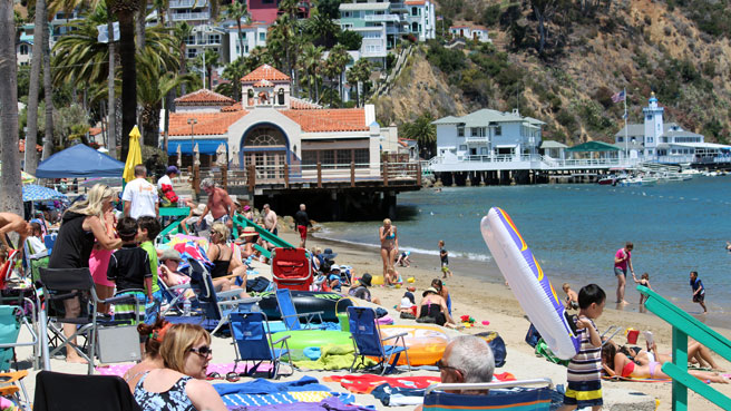 How To Go To Catalina Island From Long Beach